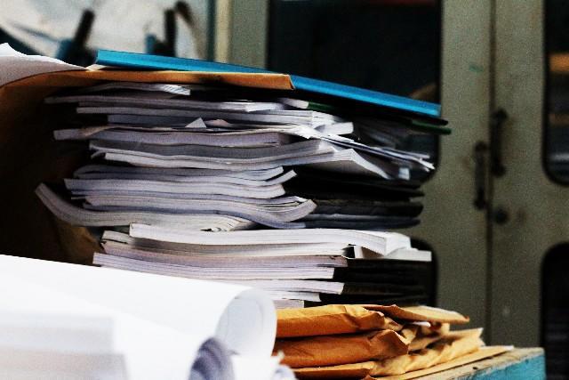 究極の書類整理術